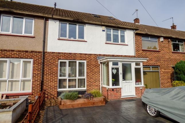 Thumbnail Terraced house for sale in Wye Road, Gravesend, Kent