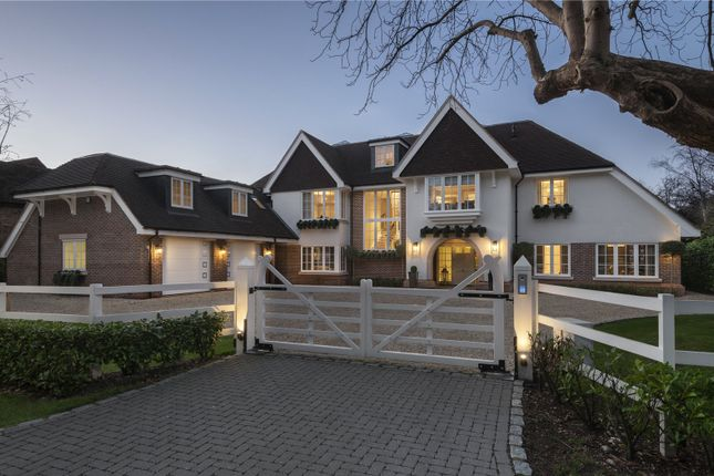 Thumbnail Property for sale in Camp Road, Gerrards Cross
