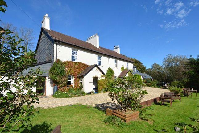 Thumbnail Detached house for sale in Tavistock Road, Okehampton
