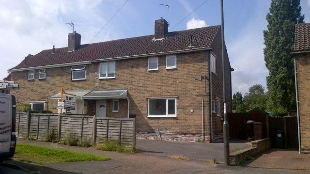 Thumbnail Semi-detached house to rent in St. Norbert Drive, Ilkeston