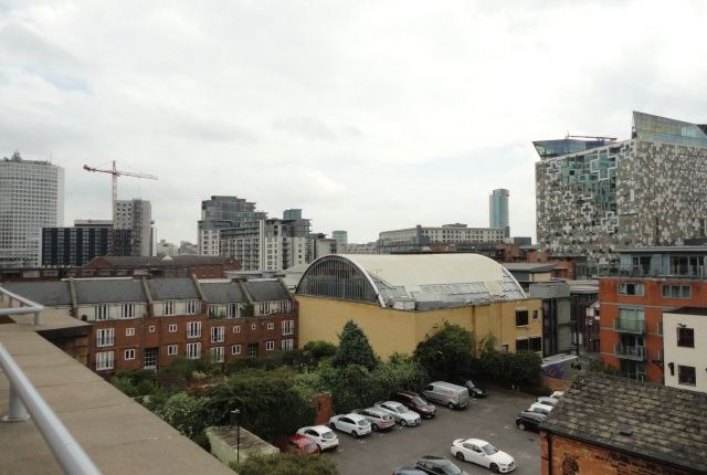 Thumbnail Flat for sale in Broadwalk, Granville Street, Birmingham