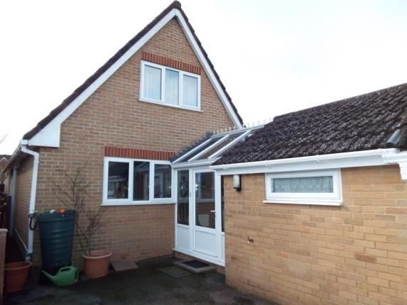 Thumbnail Detached house for sale in Little Mead, Church Lane, Downend