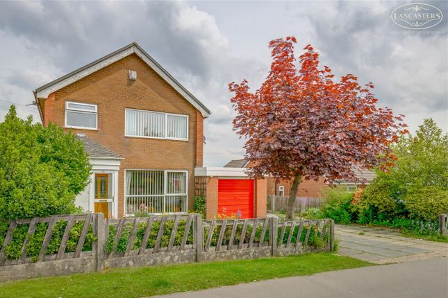 Thumbnail Detached house for sale in Manchester Road, Blackrod, Bolton