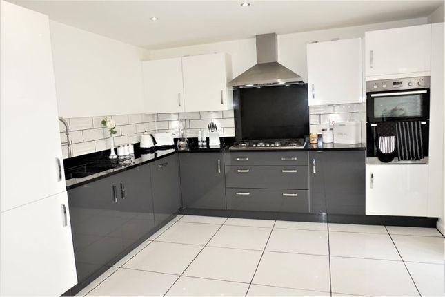 Kitchen of Aginhills Drive, Taunton TA2