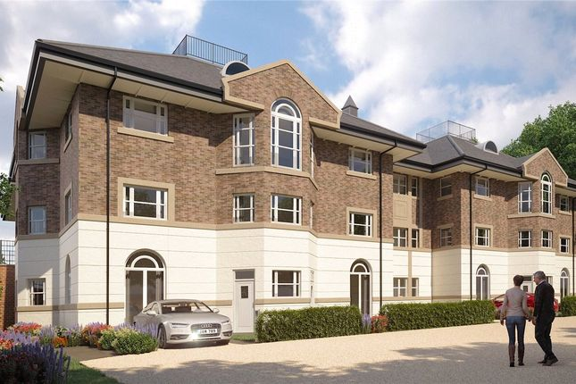 Thumbnail 2 bed flat for sale in Kirk House, Mill Mount, York