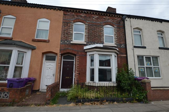 External of Chapel Road, Anfield, Liverpool L6