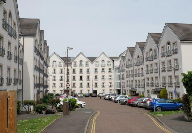 Thumbnail Flat to rent in Dalry Gait, Edinburgh