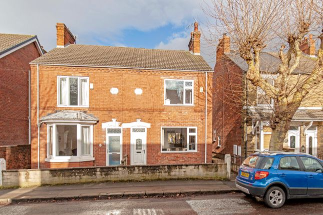Thumbnail Semi-detached house for sale in Kent Street, Hasland, Chesterfield