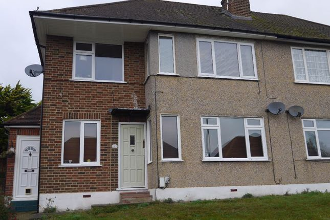 Thumbnail Maisonette to rent in Mount Court, West Wickham