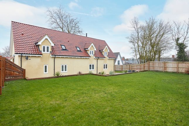 Thumbnail Detached house for sale in Wheel Chase, Sturmer, Haverhill