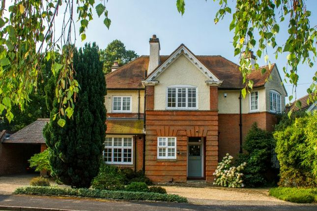 5 bed detached house for sale in Heathside Park Road, Woking