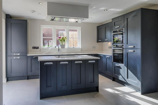 Kitchen-Diner of Plot 5, Brackenfield View, Wessington, Derbyshire DE55