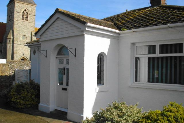 Thumbnail Detached bungalow to rent in Canterbury Road, Margate