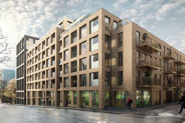 Thumbnail Flat for sale in Kings Cross, St Pancras, Kings Cross, London
