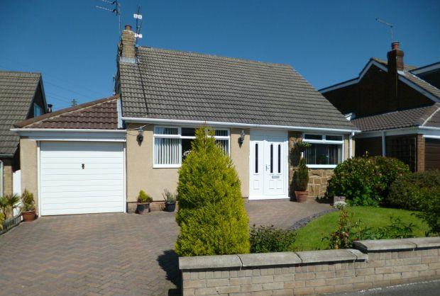 Thumbnail Detached house for sale in Warsett Crescent, Skelton-In-Cleveland, Saltburn-By-The-Sea