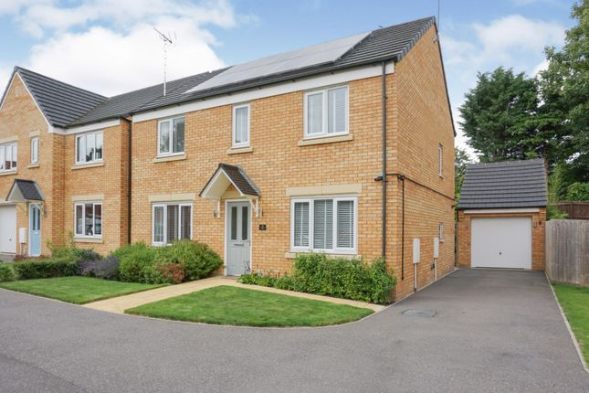 4 bed detached house for sale in Centenary Way, Raunds NN9