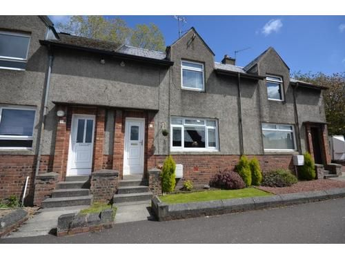 Thumbnail Terraced house to rent in Robertson Avenue, Cumnock