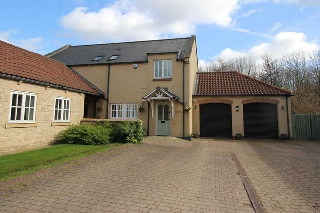 Thumbnail Detached house for sale in Cramlington
