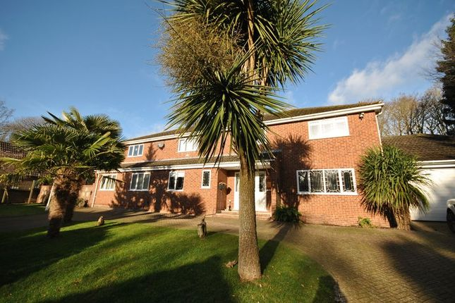 Thumbnail Detached house for sale in Beechlands, Taverham, Norwich