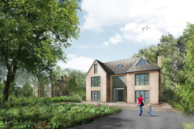 Thumbnail Detached house for sale in Foden Lane, Woodford, Stockport