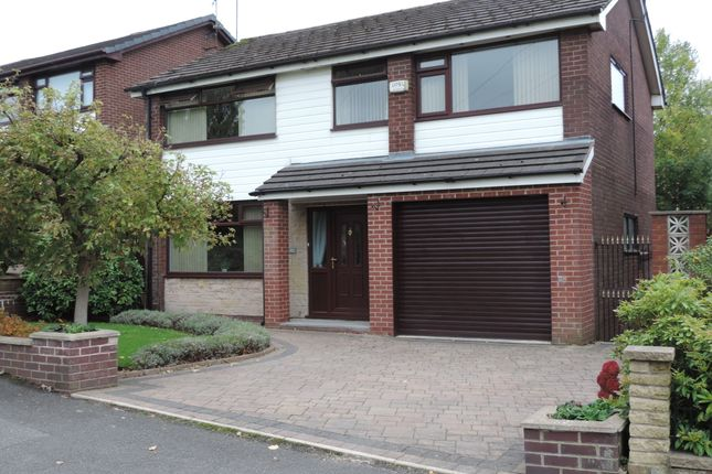 Thumbnail Detached house for sale in Oozewood Road, Royton, Oldham