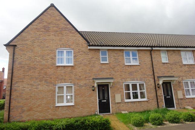 Thumbnail Semi-detached house for sale in Harrington Road, Irthlingborough