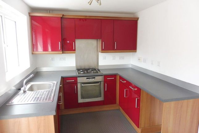 Thumbnail End terrace house to rent in Pencerrig Rise, Heolgerrig