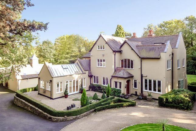 Thumbnail Detached house for sale in Streetly Wood, Sutton Coldfield, West Midlands
