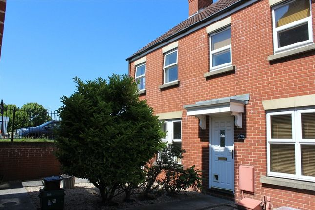 Thumbnail End terrace house for sale in 88 Rowan Place, Locking Castle East, Weston-Super-Mare, North Somerset