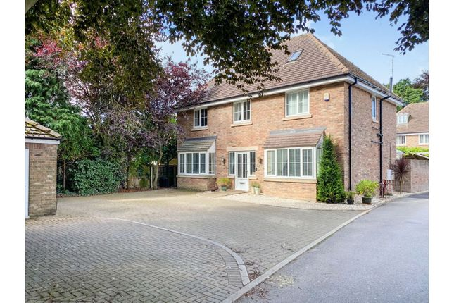 Thumbnail Detached house for sale in The Haven, Worksop