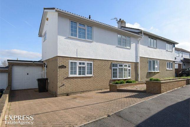 Thumbnail Semi-detached house for sale in Acorn Grove, Bristol