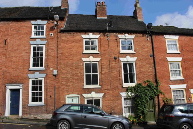 Thumbnail 2 bed terraced house to rent in Buxton Road, Ashbourne