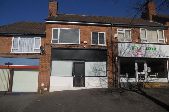Thumbnail Flat to rent in Burnham Road, Great Barr, Birmingham