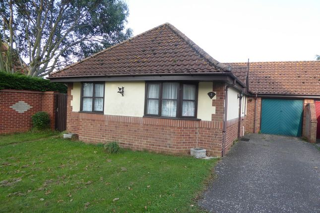 3 bed detached bungalow for sale in 3 Holm Close, Worlingham, Beccles