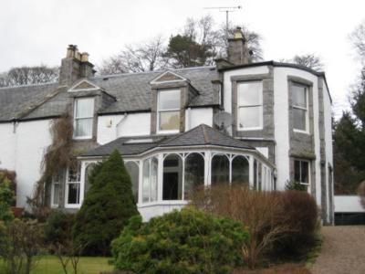 Thumbnail Semi-detached house to rent in North Deeside Road, Cults