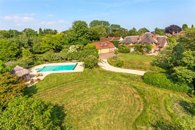 Thumbnail Detached house for sale in Michelmersh, Hampshire