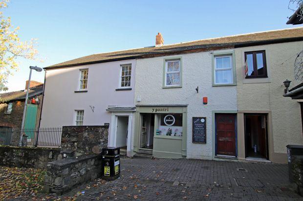 Thumbnail Studio to rent in Jacksons Lane, Carmarthen, Carmarthenshire