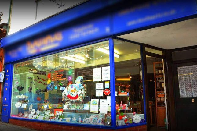 Retail premises for sale in Whitby YO21, UK