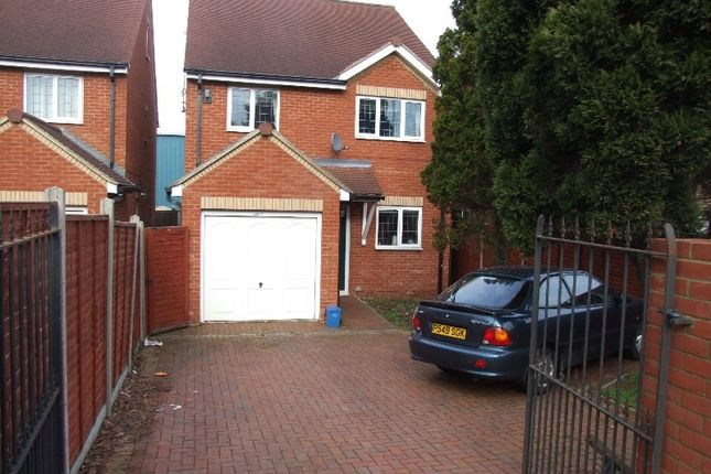 Thumbnail Detached house to rent in Toddington Road, Luton