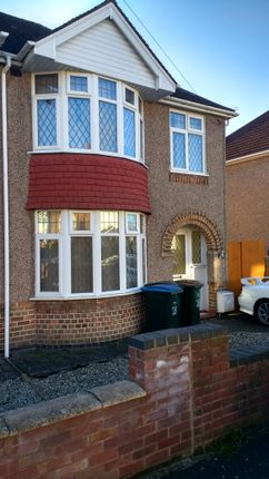 Thumbnail Semi-detached house to rent in Seedfield Croft, Coventry