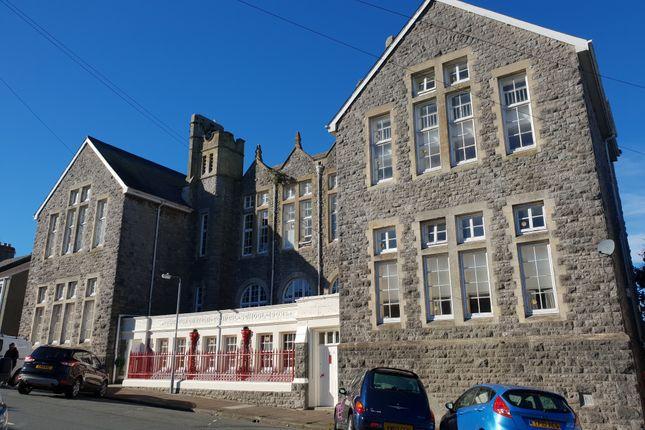 Thumbnail Flat to rent in The Old Coronation School, Pembroke Dock, Pembrokeshire