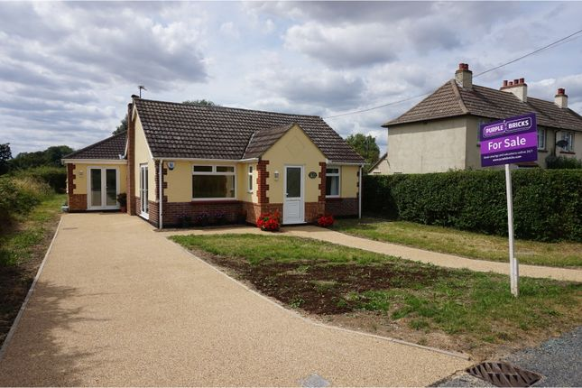 Thumbnail Detached bungalow for sale in Clacton Road, Harwich