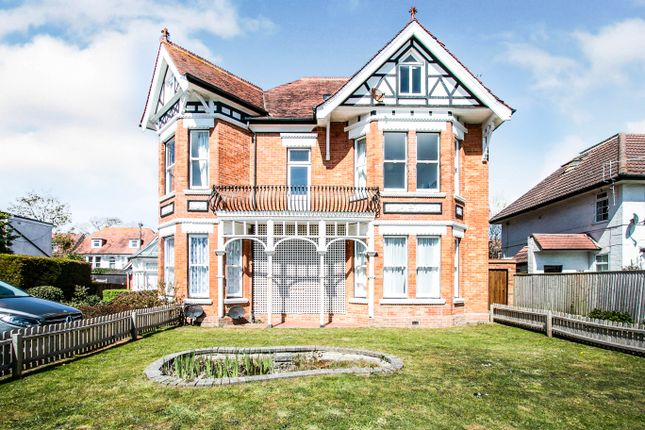 Thumbnail Flat for sale in Percy Road, Boscombe, Bournemouth
