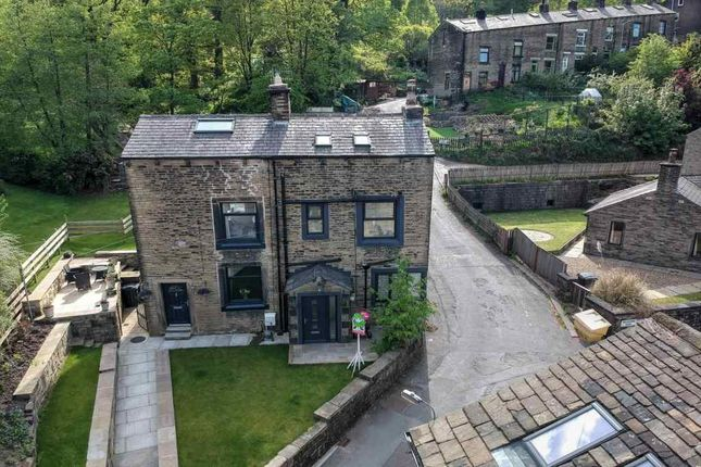 Thumbnail Semi-detached house for sale in Melbourne Road, Todmorden