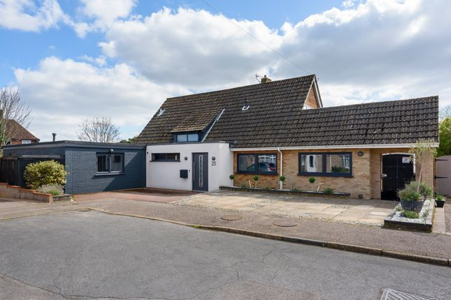 Thumbnail Detached house for sale in Chenery Drive, Sprowston, Norwich