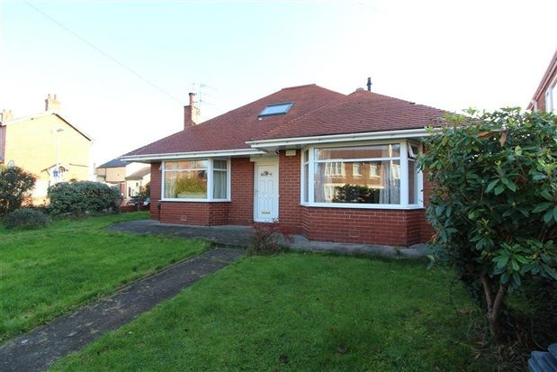 Thumbnail Bungalow for sale in Blackpool Old Road, Blackpool