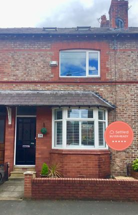 Thumbnail Terraced house for sale in Lilac Road, Hale