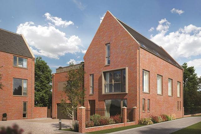 "Thumbnail Detached house for sale in ""The Pychard"" at Hobson Avenue, Trumpington, Cambridge"