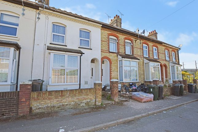 Thumbnail Terraced house for sale in Aylesford Place, Willesborough, Ashford