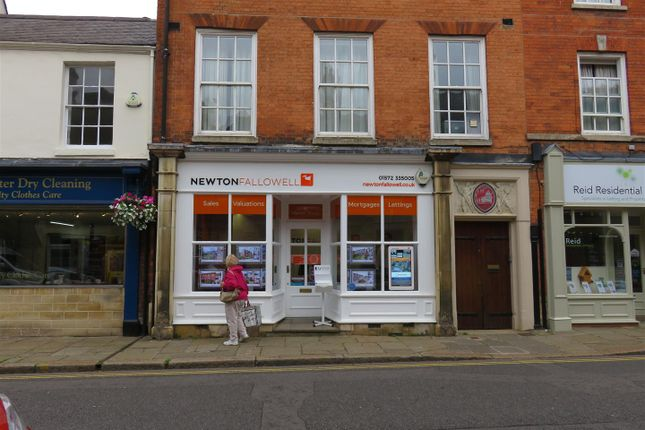 Thumbnail Retail premises to let in Market Street, Oakham